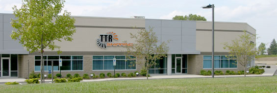 TTR Building for Equipment Transport